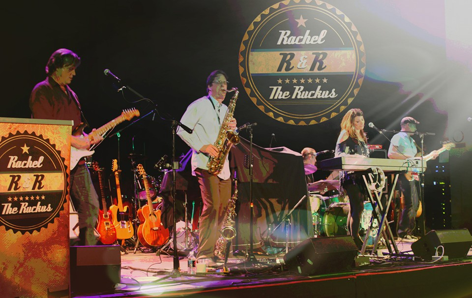 Here's Our Music Lineup – Rachel and the Ruckus
