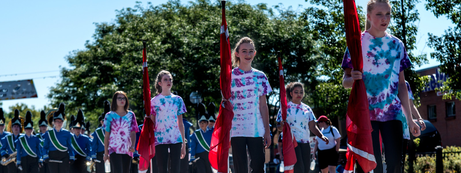 "Carnation Festival Parade Theme 2017 ""Rock-n-Carnations"""